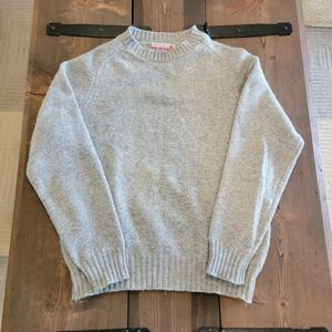 VTG Classic Directions Wool Blend Sweater Large